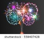 salute   vector isolated on...   Shutterstock .eps vector #558407428