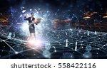 technologies that impress .... | Shutterstock . vector #558422116