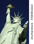 Statue Of Liberty  Las Vegas ...
