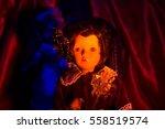 Horror Dolls Lightened. Creepy...