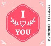 hand lettered vintage st....   Shutterstock .eps vector #558616288