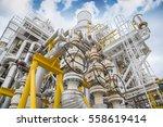 pressure safety valve  relief... | Shutterstock . vector #558619414