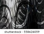 modern architecture. reworked... | Shutterstock . vector #558626059