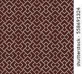 outline seamless pattern with... | Shutterstock .eps vector #558691324