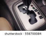 put a car into neutral.  n ... | Shutterstock . vector #558700084
