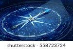 Compass Direction On Digital...