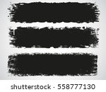 grunge banners.abstract vector... | Shutterstock .eps vector #558777130