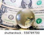 george washington closeup eye... | Shutterstock . vector #558789700