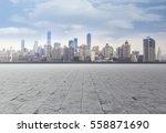 chongqing city skyline | Shutterstock . vector #558871690