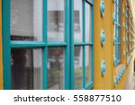 beautiful colorful building   Shutterstock . vector #558877510