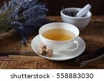 Aromatic Lavender Tea And Bunc...