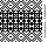 vector seamless pattern.... | Shutterstock .eps vector #558886309