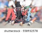 selective focus puyuma new year ... | Shutterstock . vector #558932578