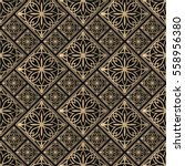 Seamless Pattern Oriental...