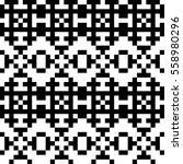 vector seamless pattern.... | Shutterstock .eps vector #558980296