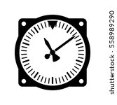 altimeter | Shutterstock .eps vector #558989290