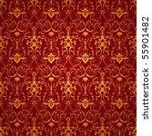 Red Wallpaper Pattern  Seamless