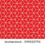 Geometric Pattern Of Various...