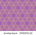 Damask Floral Seamless Pattern...