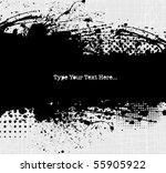 vector grunge background | Shutterstock .eps vector #55905922