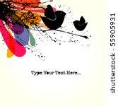 vector grunge background   Shutterstock .eps vector #55905931