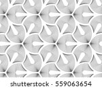 vector pattern. repeating... | Shutterstock .eps vector #559063654