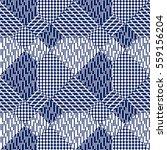vector seamless pattern ... | Shutterstock .eps vector #559156204
