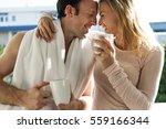 studio shoot people portrait...   Shutterstock . vector #559166344