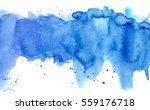 hand made watercolor texture in ... | Shutterstock . vector #559176718