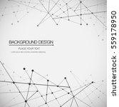 geometric background design... | Shutterstock .eps vector #559178950