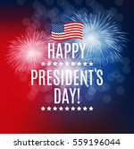 presidents day in usa... | Shutterstock .eps vector #559196044