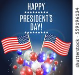 presidents day in usa...   Shutterstock .eps vector #559196134