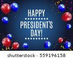 presidents day in usa...   Shutterstock .eps vector #559196158