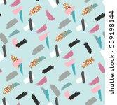 modern abstract vector pattern. ... | Shutterstock .eps vector #559198144