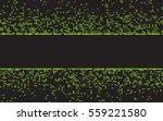horizontal green background... | Shutterstock .eps vector #559221580