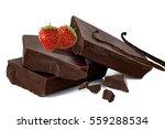 Chocolates With Vanilla Pods...