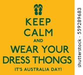 'keep Calm And Wear Your Dress...