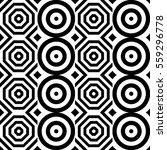 vector seamless pattern.... | Shutterstock .eps vector #559296778