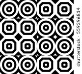 vector seamless pattern.... | Shutterstock .eps vector #559296814
