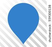 cobalt map marker toolbar... | Shutterstock .eps vector #559300138