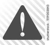 gray warning error interface...