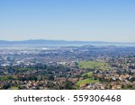 view towards the towns of east... | Shutterstock . vector #559306468