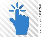 cobalt click toolbar pictogram. ...