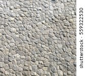 gray stone wall texture and... | Shutterstock . vector #559322530
