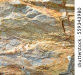 brown stone wall texture and... | Shutterstock . vector #559343980