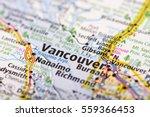closeup of vancouver  british... | Shutterstock . vector #559366453