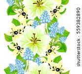 abstract elegance seamless... | Shutterstock .eps vector #559382890