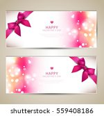 valentine's day. beautiful... | Shutterstock .eps vector #559408186