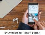 chiang mai  thailand   jan 16 ... | Shutterstock . vector #559414864