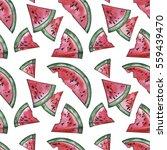 hand drawn seamless pattern...   Shutterstock .eps vector #559439470